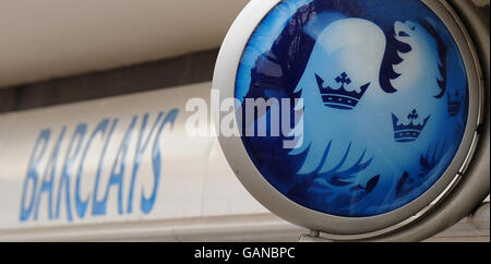 Sign stock - Stock Photo