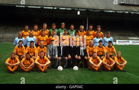 Soccer - Barclay's League Division One - Wolverhampton Wanderers Photocall - Stock Photo