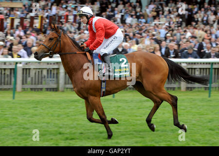 Horse Racing - StanJamesUK Guineas Festival - Day Two - Newmarket Racecourse - Stock Photo