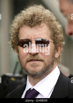 Launch of new James Bond novel - London - Stock Photo
