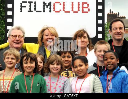 UK Filmclub Launch - London - Stock Photo
