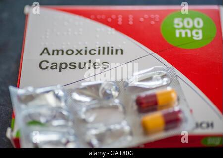Antibiotics 500mg