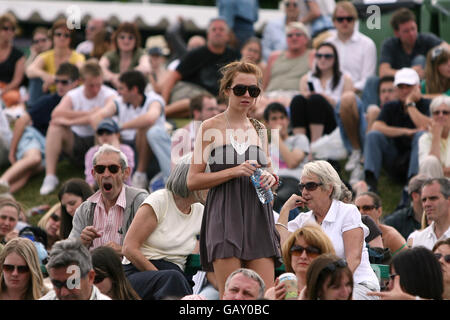 Tennis - Wimbledon Championships 2008 - Day Four - The All England Club - Stock Photo
