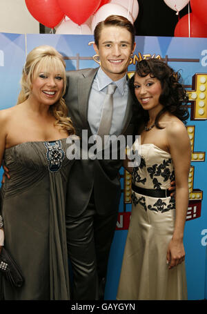 High School Musical - Live on Stage Premiere - London - Stock Photo