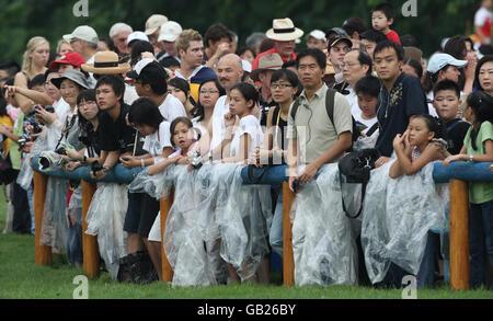 Olympics - Beijing Olympic Games 2008 - Day Three - Stock Photo