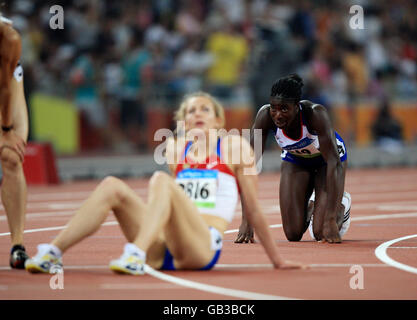 Olympics - Beijing Olympic Games 2008 - Day Eleven - Stock Photo