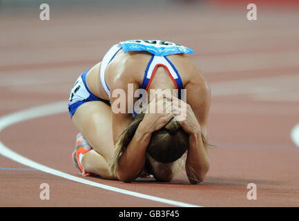 Olympics - Beijing Olympic Games 2008 - Day Fifteen - Stock Photo
