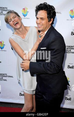 2008 Toronto Film Festival - What Doesn't Kill You Premiere - Stock Photo