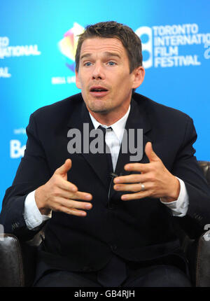 Toronto Film Festival 2008 - What Doesn't Kill You press conference - Stock Photo