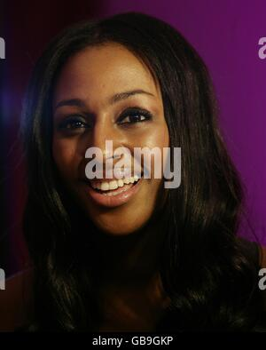 Secret X Factor Gig - London - Stock Photo