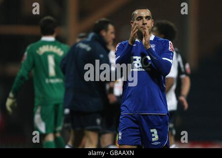 Soccer - Coca-Cola Football League Championship - Preston North End v Birmingham City - Deepdale - Stock Photo