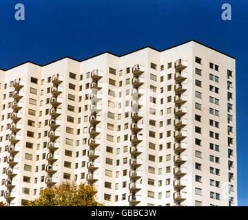 Rental housing - Stock Photo
