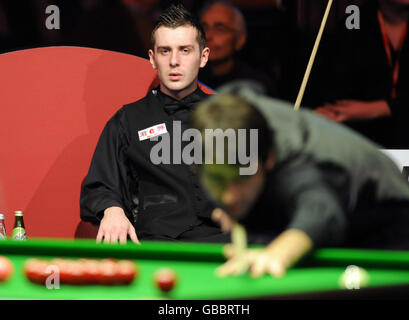 Snooker - The Masters 2009 - Day Eight - Wembley Arena - Stock Photo