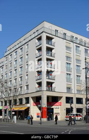 Altenheim, Pro Seniore, Kurfuerstendamm, Charlottenburg, Berlin, Deutschland - Stock Photo