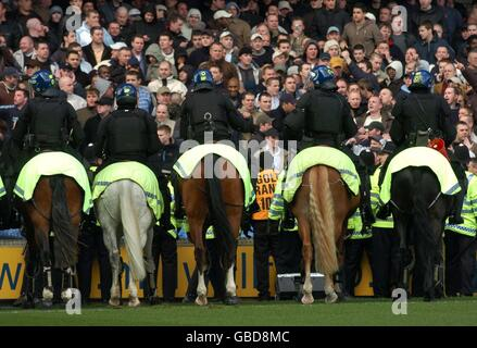 Soccer - Nationwide League Division One - Millwall v West Ham United - Stock Photo