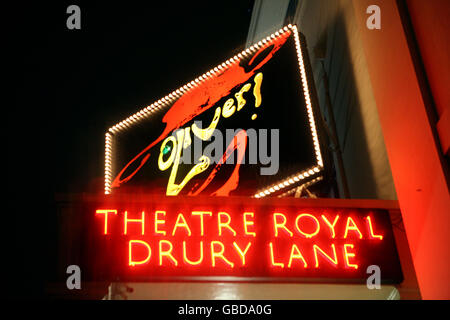 Theatre stock - Stock Photo