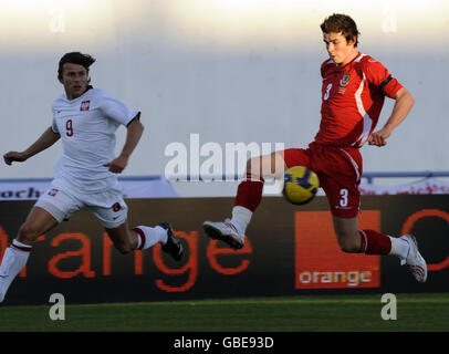 Soccer - International Friendly - Wales v Poland - Vila Real De Santo Antonio Sports Complex - Stock Photo