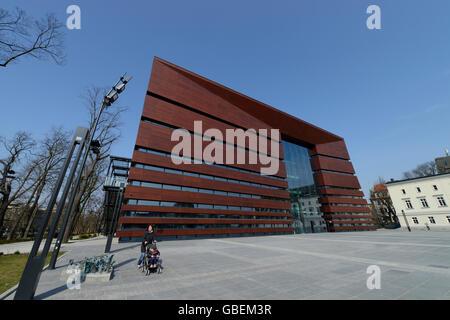 Nationales Forum der Musik, Breslau, Niederschlesien, Polen - Stock Photo