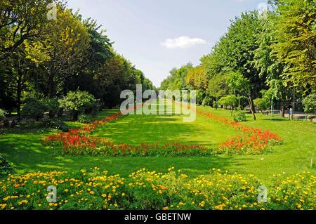 Park Cismigiu, Bucharest, Romania - Stock Photo