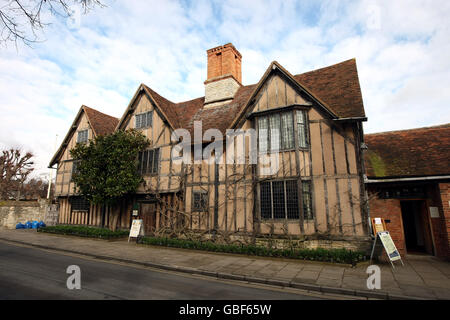 Hall's Croft (home of Shakespeare's daughter, Susanna Hall ...