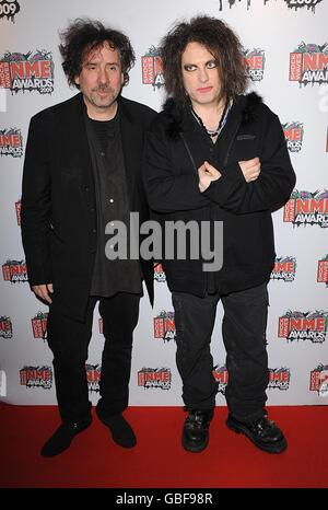 Shockwaves NME Awards 2009 - Arrivals - London - Stock Photo