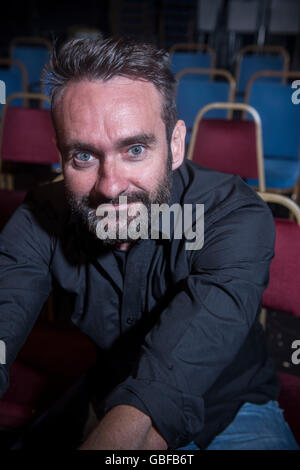 Respected UK comedian Gordon Southern . Pictured @ The Rose and Crown pub Walthamstow part of Red Imp comedy festival - Stock Photo