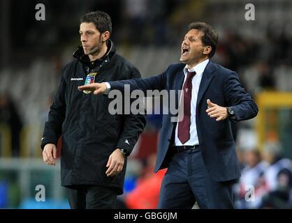 Soccer - Italian Serie A - Torino v Juventus - Olimpico di Torino - Stock Photo
