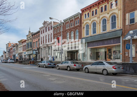 Notable Architecture charming, historic downtown winchester kentucky with its notable