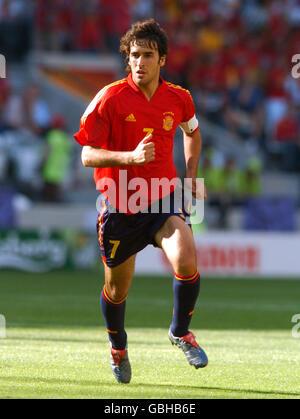 Soccer - UEFA European Championship 2004 - Group A - Greece v Spain. Raul, Spain