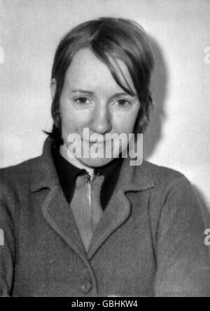 British Crime - Terrorism - IRA Mainland Britain Bombing Campaign - M62 Bomb - 1974 - Stock Photo