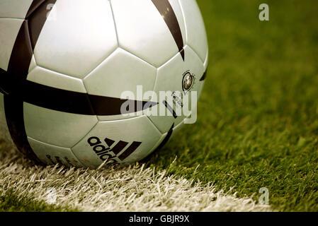 Soccer - UEFA European Championship 2004 - Group C - Bulgaria v Denmark. Official Matchball
