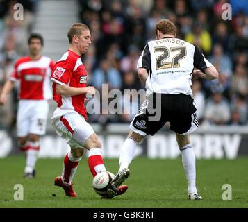 Soccer - Coca-Cola Football League Championship - Derby County v Charlton Athletic - Pride Park - Stock Photo