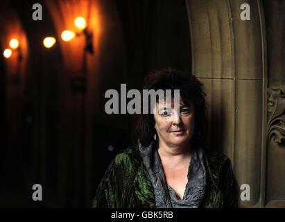 First female Poet Laureate - Stock Photo