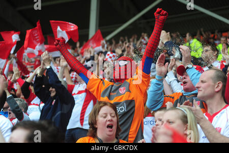Rugby League - Engage Super League - Hull FC v Hull Kingston Rovers - KC Stadium - Stock Photo