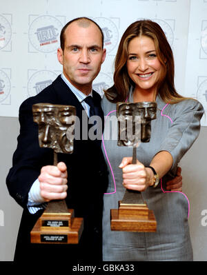 2009 Tric Awards - London - Stock Photo