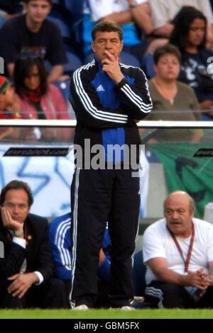 Soccer - UEFA European Championship 2004 - Semi Final - Greece v Czech Republic - Stock Photo