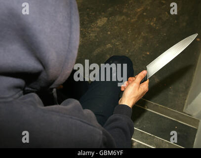 Crime stock - Stock Photo