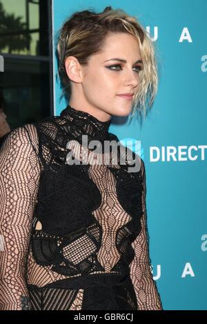 Los Angeles, CA, USA. 7th July, 2016. Kristen Stewart at arrivals for EQUALS Premiere, Arclight Hollywood, Los Angeles, - Stock Photo