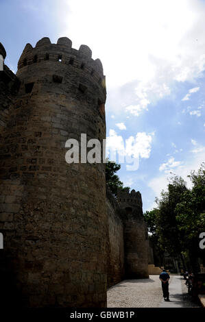 Travel Stock - Baku - Azerbaijan - Stock Photo