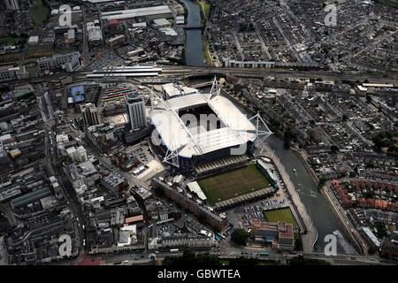 General Stock - Millennium Stadium - Cardiff - Stock Photo