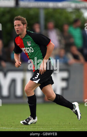 Soccer - Pre Season Friendly - RW Oberhausen v NEC Nijmegen Groesbeek - - Stock Photo