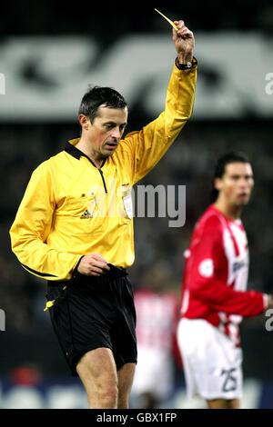 Soccer - UEFA Champions League - Group E - Rosenborg v PSV Eindhoven - Stock Photo