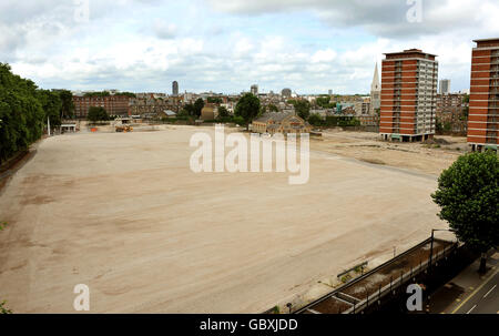Chelsea Barracks - Stock Photo