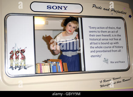 Sony Summer Reader Roadshow - Stock Photo
