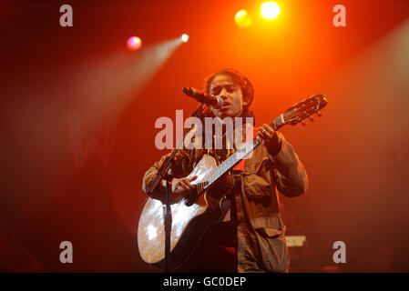 Womad Festival 2009 - Wiltshire - Stock Photo