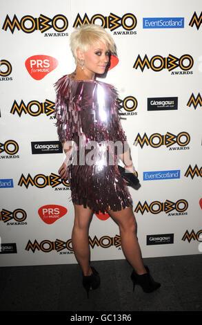 2009 MOBO Awards Nominations  - London - Stock Photo