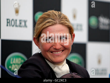 Equestrian - The Land Rover Burghley Horse Trials - Day Four - Burghley House - Stock Photo
