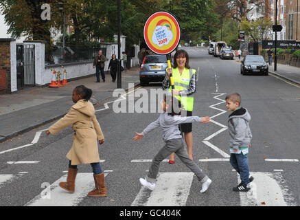 Lollipop Person of the Year Awards 2009 Launch - London - Stock Photo