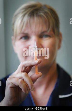 Swine flu - Stock Photo