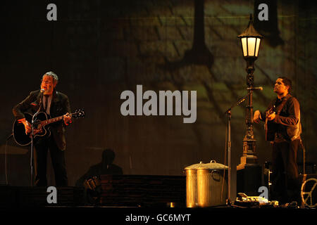 Yusuf Islam concert - Dublin - Stock Photo